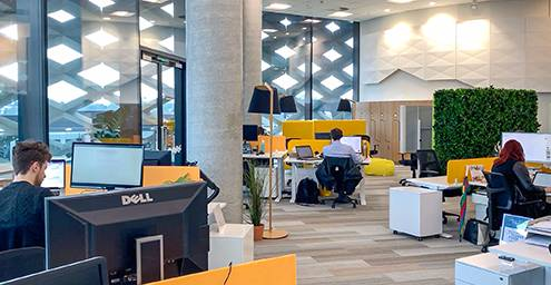 BizHub Coworking Space