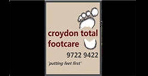 Croydon Total Footcare logo