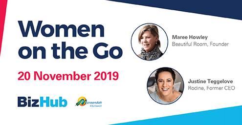 Women on the Go