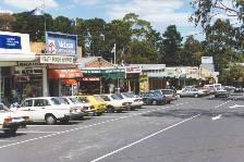 Heathmont Village Shopping Centre