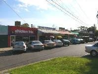 Old Lilydale Road Shopping Centre